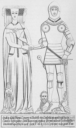 Elizabeth de <i>Mortimer</i> Camoys