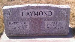 Harry Leroy Roy Haymond