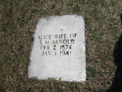 Alice Louisa <i>Brandon</i> Arnold