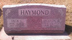 Jack L Haymond