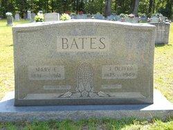 Mary Emily <i>Scruggs</i> Bates