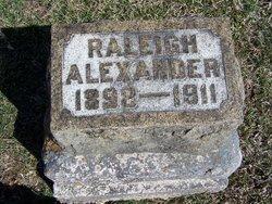 Raleigh Alexander