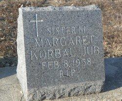 Sr M. Margaret Korbal