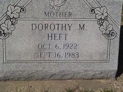 Dorothy Marie <i>Moeller</i> Heft