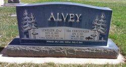 Ida <i>Christensen</i> Alvey