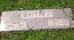 Mabel C. Whitney