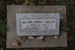 William Harry Sholem