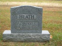 Frences Lou <i>Brown</i> Heath