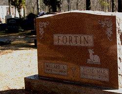 Elsie M <i>Fostin</i> Fortin