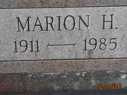 Marion Rena <i>Hirst</i> Pritchard