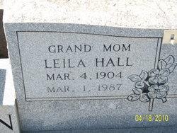 Leila H <i>Hall</i> Chastain