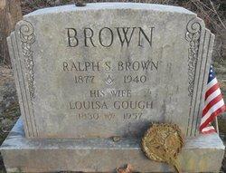 Louisa G. <i>Gough</i> Brown