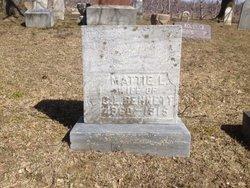 Martha L. Mattie <i>Rosewarne</i> Bennett