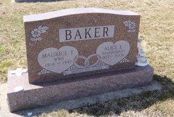 Alice L. <i>Harshman</i> Baker
