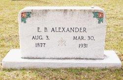 E. B. Alexander