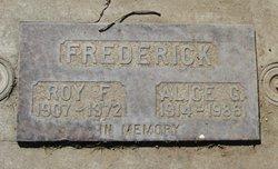 Alice G. Frederick