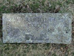 Abbie Gertrude <i>Sherman</i> Barton