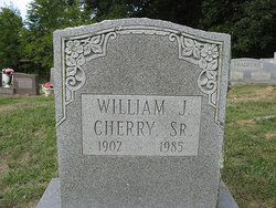 William James Cherry, Jr