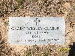 Grady Wesley Claburn