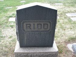 James Ridd