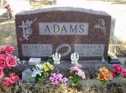 Delores E <i>Hansen</i> Adams