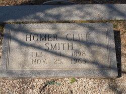 Homer Cliff Smith
