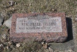 Rev Peter Ivison