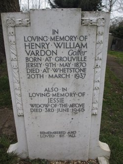 Henry William Harry Vardon