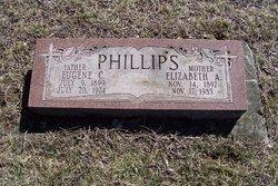 Elizabeth Alice <i>Richards</i> Phillips