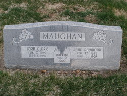 Lera <i>Clark</i> Maughan