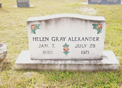 Helen <i>Gray</i> Alexander