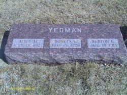 Burton L Yeoman