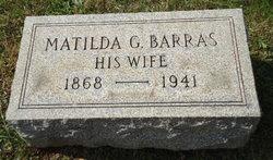 Matilda G. <i>Barras</i> Dean