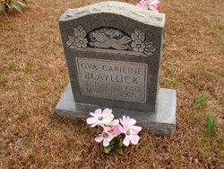 Ova Caroline Blaylock