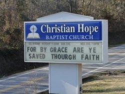 Christian Hope Baptist Church