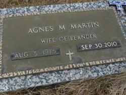 Agnes <i>Murphy</i> Martin