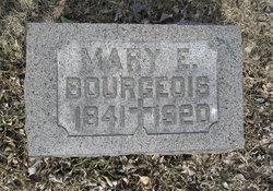 Mary Elizabeth <i>Weis</i> Bourgeois