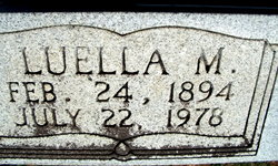 Mrs Louella Ella <i>Morgan</i> Smith