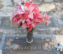Jacquelyn Jackie <i>Marchman</i> Beacham