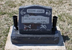 Joseph Edward Adams
