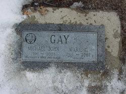 Michael John Gay