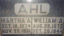 William Allen Willie Ahl