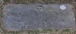 Charles E Bellows, Jr