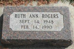 Ruth Ann Rogers