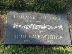Leah Maxine <i>Foster</i> Ballenger