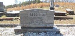 Nettie <i>Fant</i> Miles