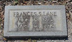 Frances Fannie <i>Smith</i> Lane