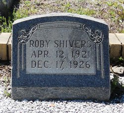 Roby Shivers