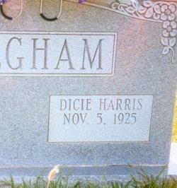 Dicie Delora <i>Harris</i> Fulgham