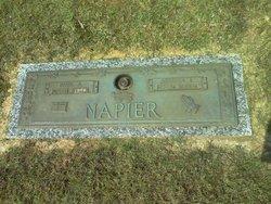 Amelia <i>Girdner</i> Napier